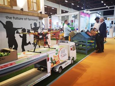 Farmer Expert at Interfresh Eurasia Antalya Fair